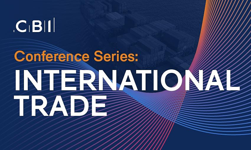 CBI Conference Series: International Trade