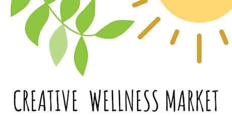 Creative Wellness Market tickets