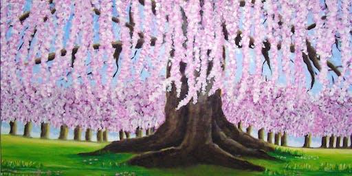 Sense of Perception Tree Painting