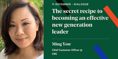 The secret recipe to becoming an effective new generation leader tickets