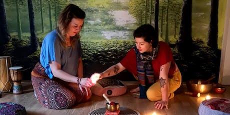 Yin & Nidra Yoga Retreat in Rural France billets