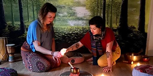 Yin & Nidra Yoga Retreat in Rural France
