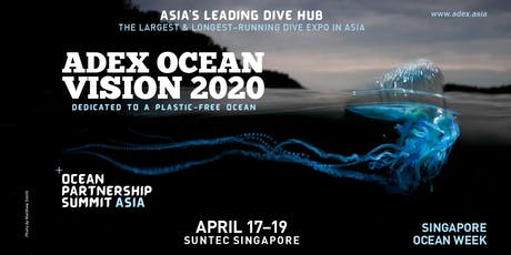 ADEX  Ocean Vision 2020 Registration tickets