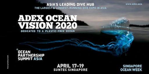 ADEX  Ocean Vision 2020 Registration