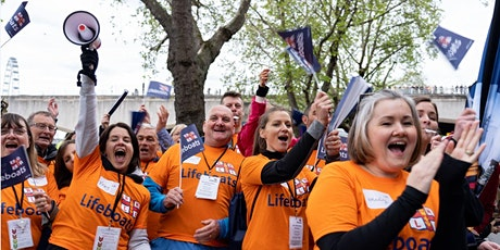 VMLM 2020 - RNLI Volunteer Registration tickets