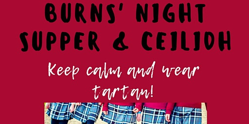 Burns' Night Supper & Ceilidh