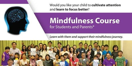 Novena: Mindfulness For 7-10 yr old Students - Feb 1 - 22 tickets