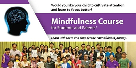 Novena: Mindfulness For 11-15 yr old Students - Feb 1 - 22 tickets
