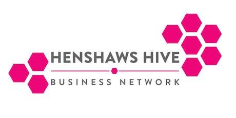 HENSHAWS HIVE - FEB 2020 tickets