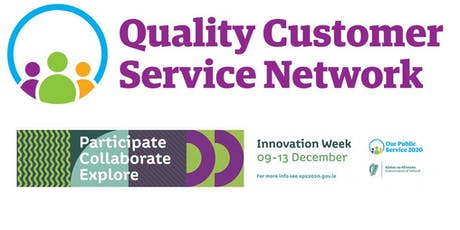 Quality Customer Service Conference tickets