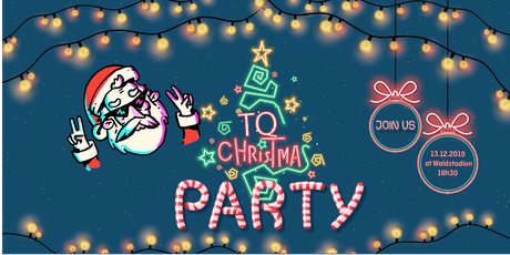 TQ Christmas Party  tickets