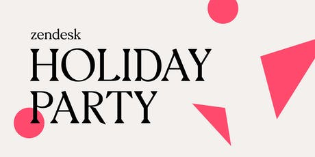 Montpellier End of Year Holiday Party 2019 billets