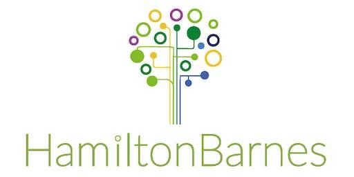 Hamilton Barnes University Careers Seminar 20/11/19