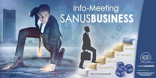 SANUSLIFE-Workshop SANUSBUSINESS / SANUSCOIN