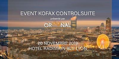 ControlSuite Event Lyon