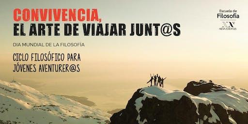 CONVIVENCIA, EL ARTE DE VIAJAR JUNT@S