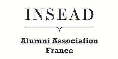 INSEAD Wine Club : Visite et dégustation dans les caves de la Tour d'Argent menées par Julien Touitou en compagnie d'André Terrail (MBA 11D)