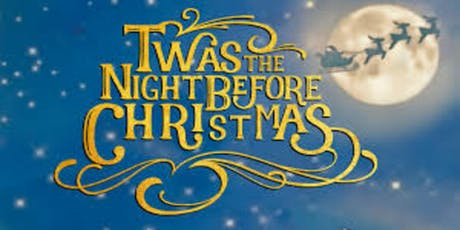 'Twas the night before Christmas - Festive Storytime tickets