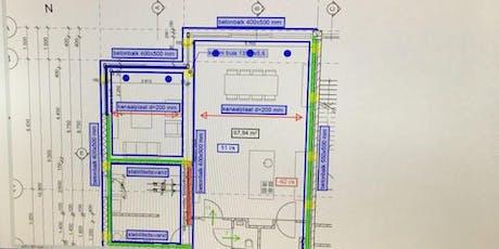 Training ontwerp ventilatiesystemen voor de woningbouw tickets