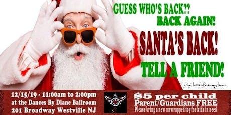 2019 Santa's Workshop Children's Party tickets