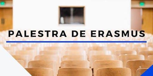 Erasmus Sessions