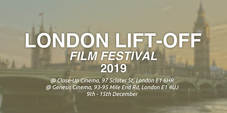 London Lift-Off Film Festival 2019 tickets