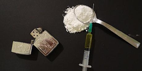Opioids and Depressants: Pain or Pleasure tickets
