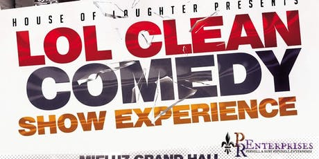 Laugh Out Loud Clean Comedy Show tickets