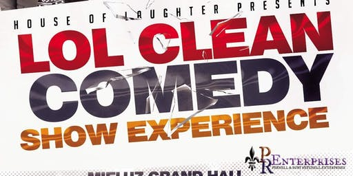 Laugh Out Loud Clean Comedy Show