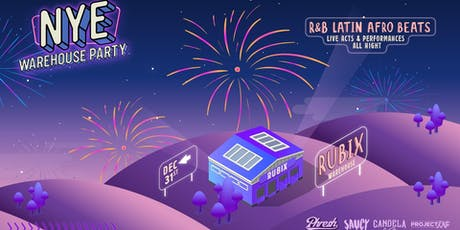 New Year's Eve Warehouse Party tickets