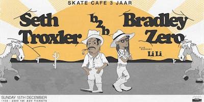 Seth Troxler, Bradley Zero & Li Li - Skatecafe 3 J