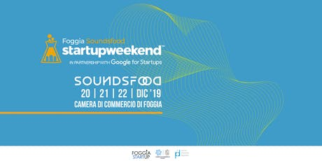 Startup Weekend Foggia 2019 | SoundsFood biglietti