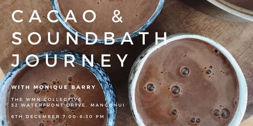 Cacao & Soundbath Journey