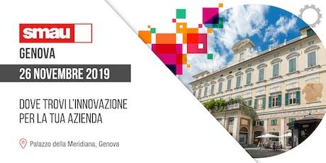Smau Genova 2019 biglietti