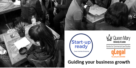 Start Up Ready Business Growth Workshop: Patent Law for Inventors tickets