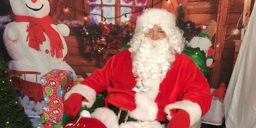 Santa's Grotto @ Hilldene Primary PSA Winter Wonderland 2019