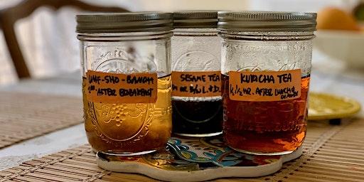 Home Remedies - Macrobiotic Workshop & Cooking Class
