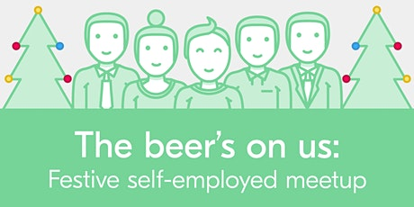 Festive meetup for the self-employed in Brighton tickets
