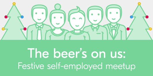 Festive meetup for the self-employed in Brighton