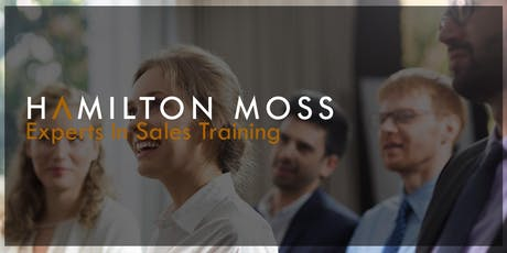 Business Networking -  Sponsored by Hamilton Moss Sales Training tickets