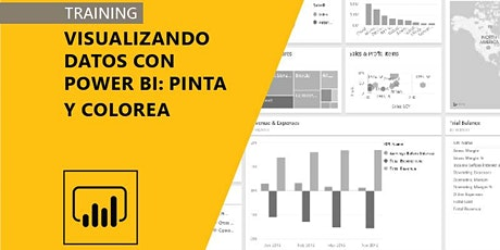 Visualizando datos con Power BI: Pinta y colorea entradas