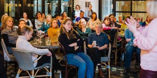 Talking Truths - The Future of Female Leadership