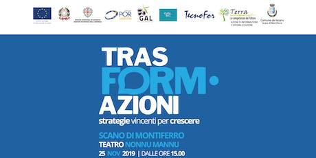 trasFormAzioni - strategie vincenti per crescere  biglietti