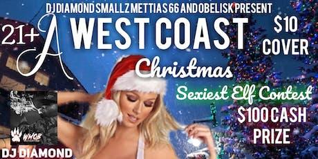 A West Coast Christmas tickets