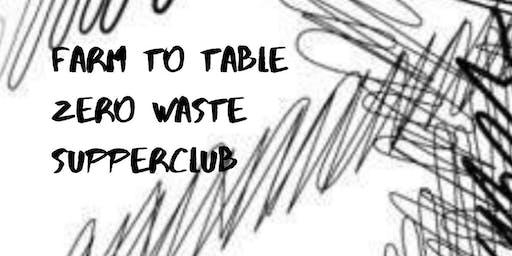 LiMBO: Farm to Table, Zero Waste Supperclub