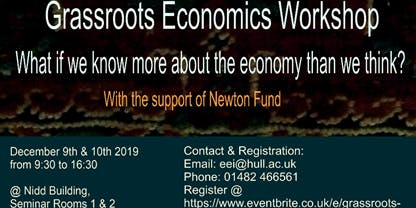 GRASSROOTS ECONOMICS WORKSHOP