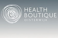 Health Boutique Oisterwijk, Joyce van Baardwijk i.s.m. Friso de Boer logo