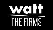 WATT The Firms logo
