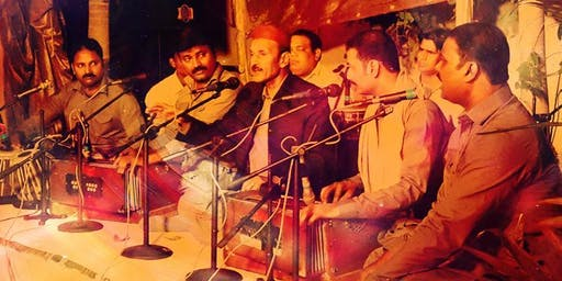 THE MYSTIC TRADITION: A TALK & DISCUSSION ON THE QAWWALI.