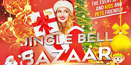 Jingle Bell Bazaar at Ybor
